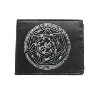 Supernatural Devils Trap Pentagram Logo Bi-Fold Wallet - One Size Fits most