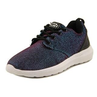 Gotta Flurt Terra Youth   Synthetic Blue Fashion Sneakers