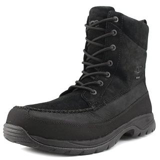 UGG Archibald Men  Round Toe Suede  Winter Boot