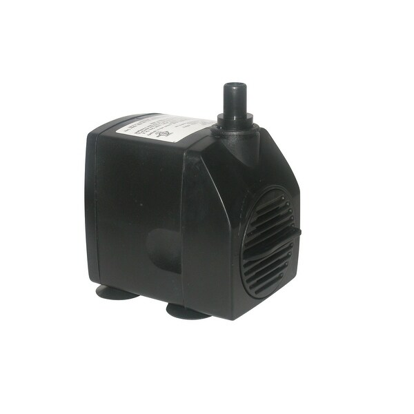Power Head Pump 180 GPH 6Ft Cord [Kitchen] - Black