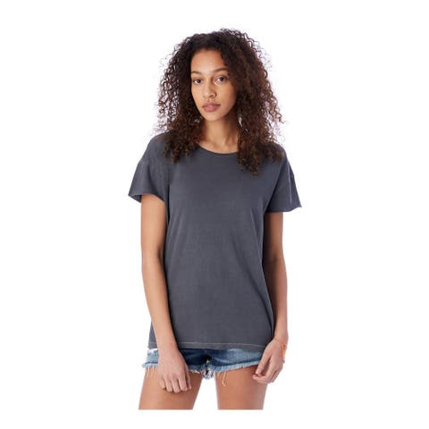 Alternative - Women's Rocker Garment Dyed T-Shirt