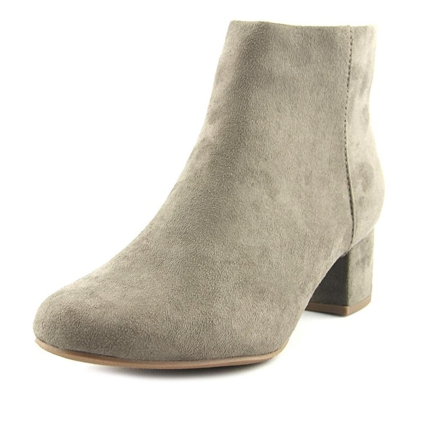 City Classified Mayday-s Taupe Boots