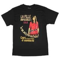 Doctor Who La Fille Impossible Men's T-Shirt