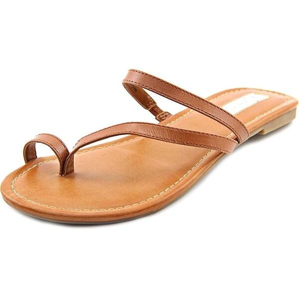 INC International Concepts Womens Misty Split Toe Casual Slide Sandals