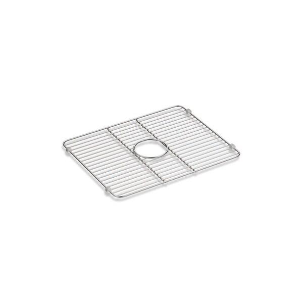 Kohler K 5137 18 1 4 Stainless Steel Sink Rack