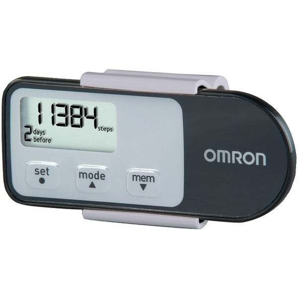Omron Hj-321 Alvita Tri-Axis Pedometer With Calories Burned
