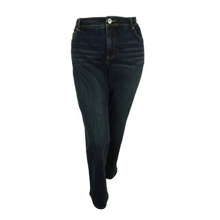 INC International Concepts Women's Bootcut Jeans