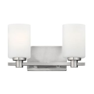 Hinkley Lighting 54622 2 Light Bathroom Fixture from the Karlie Collection