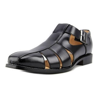 Stacy Adams Calisto Open Toe Synthetic Sandals