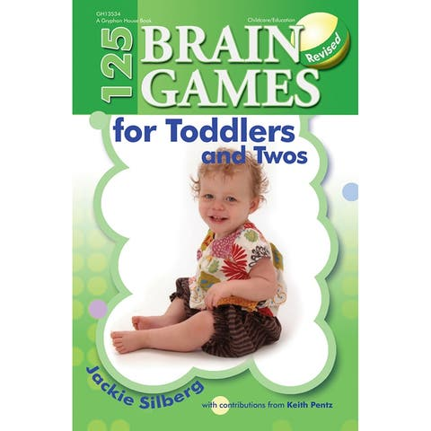125 Brain Games For Toddlers & Twos