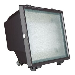 Sunset Lighting F7837 65 Watt Outdoor Fluorescent Flood Light