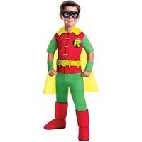 DC Comics Robin Deluxe Child Costume