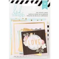 Heidi Swapp Memory Planner Pocket Cards 24/Pkg-