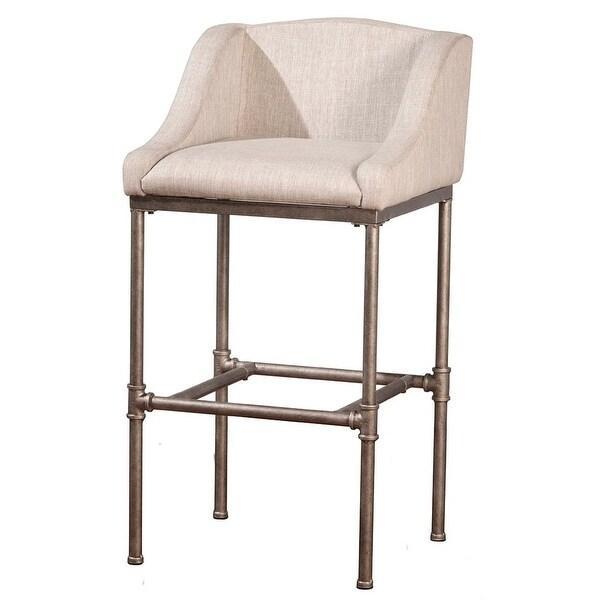 Shop Hillsdale Furniture 4188 830 Dillon 21 Inch Wide Wood Bar Stool