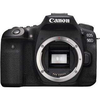 Link to Canon EOS 90D Digital SLR Camera (Body Only) (Kit Box) Similar Items in Digital Cameras