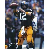 Signed Bradshaw Terry Pittsburgh Steelers 8x10 Photo autographed