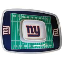 Siskiyou Sports New York Giants Chip And Dip Tray Chip and Dip Tray