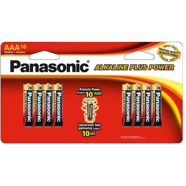 Panasonic Standard Battery , (LR03PA/16BH)
