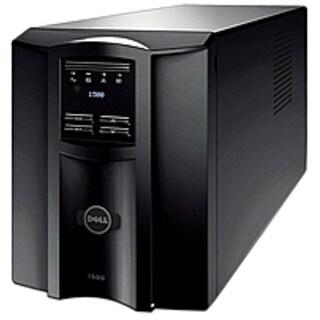 Dell DLT1500 Smart UPS - 1000 Watts - AC 120V - USB - Black (Refurbished)
