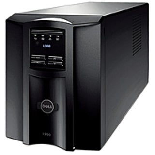 Dell DLT1500 Smart UPS - 1000 Watts - AC 120V - USB - Black-NEW