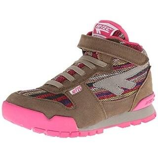 Hi-Tec Girls Sierra Lite Original Big-Fit Hiking, Trail Shoes - 7 medium (b,m)