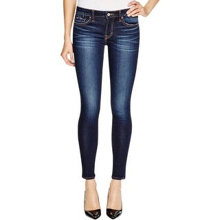 Jean Shop Womens Heidi Skinny Jeans Denim Stretch