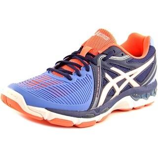 Asics Gel-Netburner Ballistic Round Toe Synthetic Running Shoe