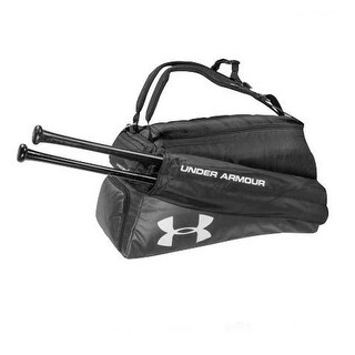 "Under Armour Baseball/Softball Cleanup 2 Duffel/Backpack UASB-CON - 25'' X 12.5"" X 13"""