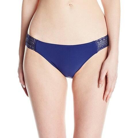 Roxy Women's Sea Lovers Surfer Crochet Bikini Bottom SZ: XS