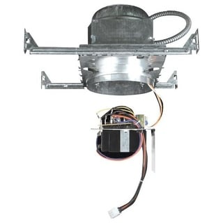 "Elco EE7-EM 6"" Line Voltage Emergency Downlight with Gimbal Ring Trim"