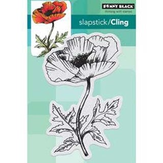"""Dynamic - Penny Black Cling Stamps 5""""X7"""""""