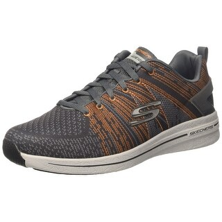 Skechers Burst 2.0 In The Mix II Men US 8 Gray Walking Shoe