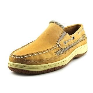 Sperry Top Sider Billfish Slip On Men Moc Toe Leather Loafer