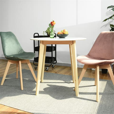 Furniture R Milomir Solid Wood Dining Table