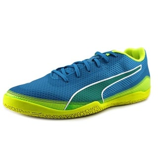 Puma Invicto Fresh Men Round Toe Synthetic Blue Sneakers
