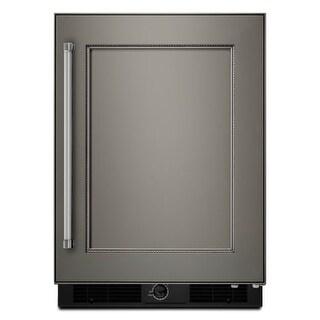 KitchenAid KURR104E 24 Inch Wide 4.9 Cu. Ft. Panel-Ready Undercounter Refrigerat