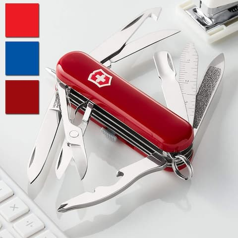 Victorinox Swiss Army Midnite Minichamp Pocket Knife