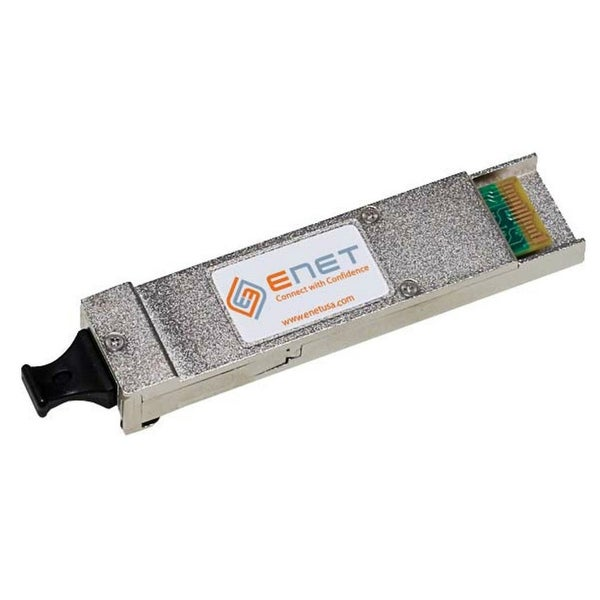 ENET 10G-XFP-LR-ENC Brocade 10G-XFP-LR Compatible 10GBASE-LR XFP 1310nm 10km DOM Duplex LC SMF 100% Tested Lifetime Warranty