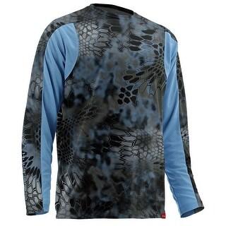 Huk Trophy Kryptek Neptune Large Long Sleeve T-Shirt