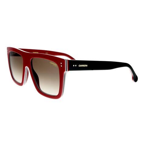 f0e26cd46a3bc Carrera 1010 S 0C9A HA Red Square Sunglasses - 55-18-150