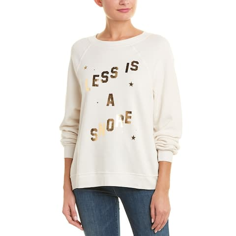 Wildfox Less Is A Snore Summer Pullover