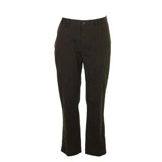 Polo Ralph Lauren Green Classical Fit Stretch Pants X - 36X30