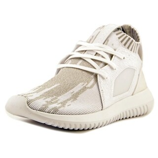 Adidas Tubular Defiant Round Toe Canvas Sneakers