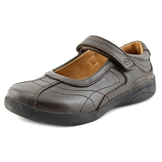 Stride Rite Claire Round Toe Leather Mary Janes