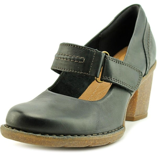 Clarks Artisan Carleta Prato Women Round Toe Leather Mary Janes