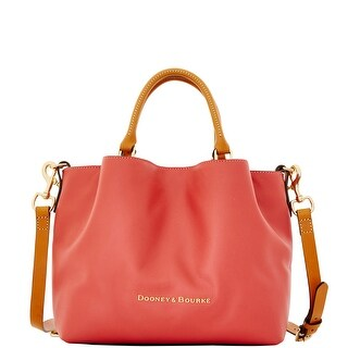 Dooney & Bourke City Barlow (Introduced by Dooney & Bourke at $348 in Sep 2015) - Dusty Rose