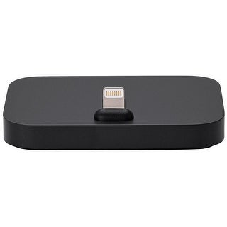 Apple iPhone Lightning Dock for iPhone 8, 7, 6,5- Black