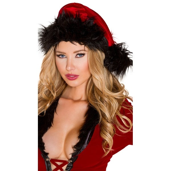 34b7e48c6f968 Shop Dark Santa Hat