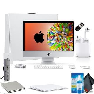 Apple iMac 27 Inch 3.5GHz Intel Core i5, 1TB Fusion Drive, Bundle Pro Bundle