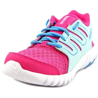 Reebok Twistform Youth Round Toe Synthetic Pink Running Shoe